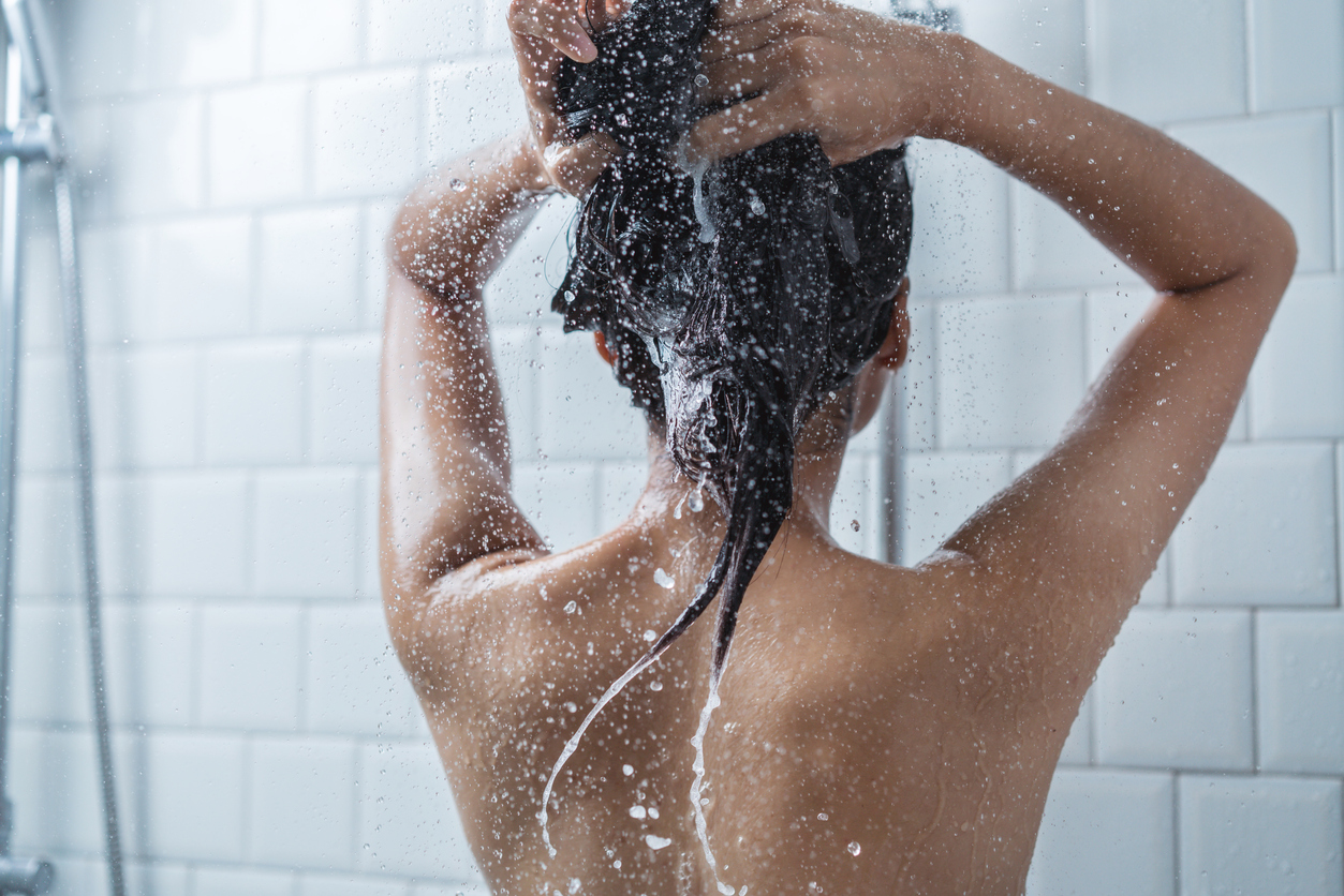 5 Crazy Mistakes that Most People Make When They Shower.