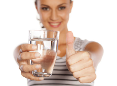 Are You Remembering to Drink Water at these Important Times?